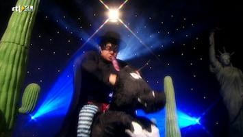 De Tv Kantine - Uitzending van 03-12-2010