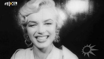 RTL Boulevard Marilyn Monroe: al vijftig jaar een legende