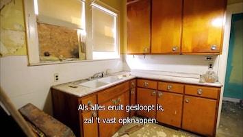 Verslaafd Aan Verbouwen Cracked pipe kitchen