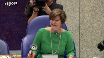 RTL Nieuws Anouchka van Miltenburg nieuwe Kamervoorzitter