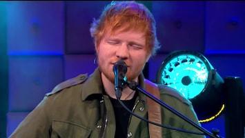RTL Late Night: Ed Sheeran Afl. 1