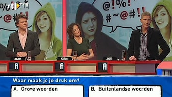 Wat Vindt Nederland? - Maken We Ons Meer Druk Om Grove- Of Buitenlandse Woorden?
