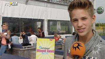 RTL Boulevard Mainstreet's Rein wint Hittegolf award