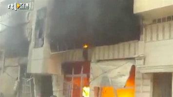 RTL Nieuws Opnieuw tientallen doden in Syrië