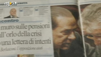 RTL Nieuws Berlusconi stapt mogelijk op