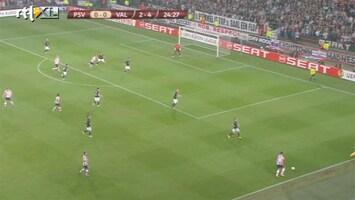 Rtl Voetbal: Uefa Cup - Psv - Valencia