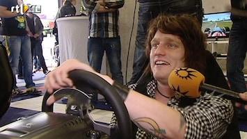 RTL Boulevard BN'ers racen op Zandvoort