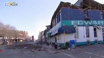 RTL Nieuws Beelden van de aardbeving