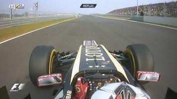 RTL GP: Formule 1 - Samenvatting RTL GP: Formule 1 - Samenvatting Korea /15