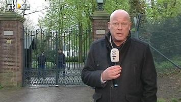 RTL Nieuws Avond-overleg in het Catshuis