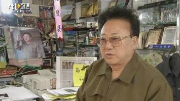 RTL Nieuws Kim Jing-il in Zuid-Korea