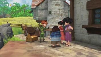 Robin Hood Opgesloten in het dorp