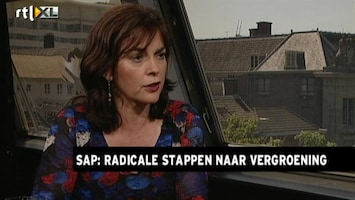 RTL Nieuws Sap: 'Pijn bezuinigingen eerlijk verdeeld'