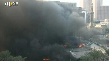 RTL Nieuws Leger bestormd Tahrirplein in Caïro
