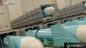 RTL Nieuws Nieuwe raket Iran is 'geschikt'