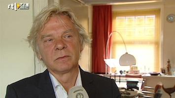 RTL Nieuws 'Begrafenis maakt ons weer even een'