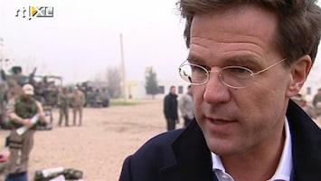 RTL Nieuws Rutte wil meer politiemissies Afganistan