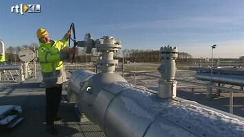 RTL Nieuws Kou leidt tot recordverbruik aan gas