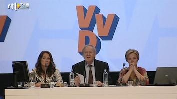 RTL Nieuws VVD-congres in teken van corruptieschandalen