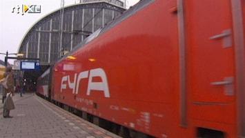 RTL Nieuws 'Treinverbinding Den Haag-Brussel weinig kans'