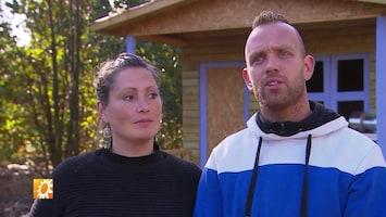 RTL Boulevard: Schrik zit erin na evacuatie Helemaal het Einde (fragment)
