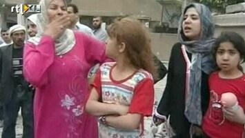 RTL Nieuws Zware bomaanslagen in Syrië