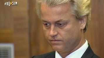 RTL Nieuws Het maakt Wilders niet uit of hij wint of verliest