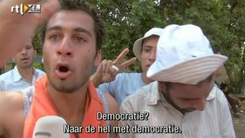 RTL Nieuws Morsi-aanhang woest: 'Wij zijn ook Egyptenaren!'