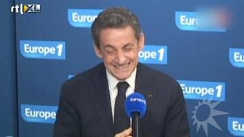 RTL Boulevard Sarkozy kijkt The Voice