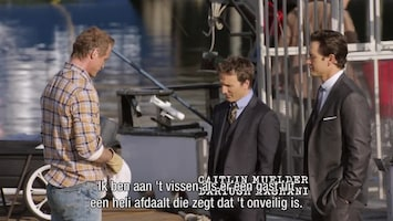 Franklin & Bash Captain Johnny