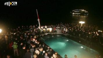 RTL Nieuws Titanic herdacht op rampplek