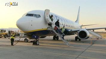RTL Nieuws Ryanair gaat vaker vanaf Eindhoven vliegen