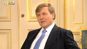 Editie NL Interview Willem-Alexander en Maxima