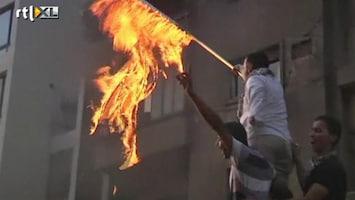 RTL Nieuws Verhoogde staat van paraatheid in Egypte