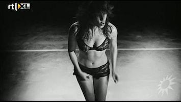 RTL Boulevard Lady Gaga in Nederlandse lingerie