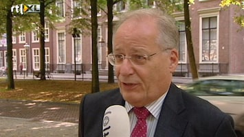 RTL Nieuws Deetman: 'Vergroot aantal sterfgevallen'