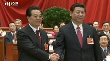 RTL Nieuws Chinezen hopen op beterschap met nieuwe president
