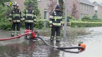 RTL Nieuws Noodweer zorgt voor grote overlast