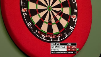 RTL 7 Darts: Premier League Afl. 15