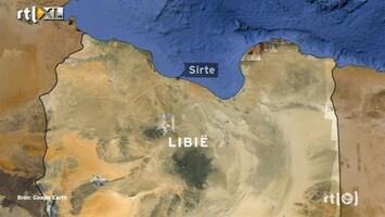 RTL Nieuws Rebellen vlakbij Sirte