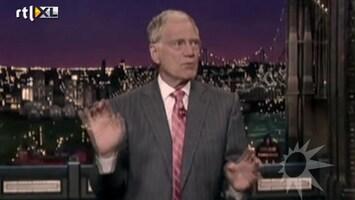 RTL Boulevard David Letterman bedreigd