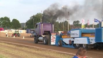 Truck & Tractor Pulling CLAAS Tractorpulling in Loerbeek