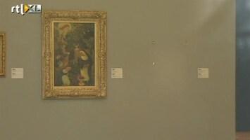 RTL Nieuws Justitie Roemenië: 'alle schilderijen verbrand.'