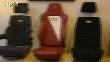 Rtl Transportwereld - Halve Eeuw Savas Seating Zitcomfort