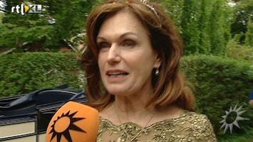 RTL Boulevard Liz Snoijink vandaag getrouwd