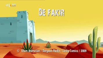De Daltons - De Fakir