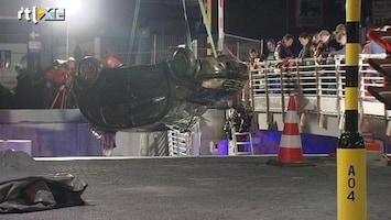 RTL Nieuws Doden door veranderde verkeerssituatie Aalst