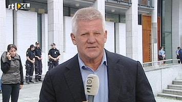 RTL Nieuws 'Auto Breivik op weg naar rechtbank belaagd'