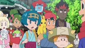 Pokémon - Streven Naar Het Hoogste Niveau!