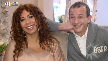 RTL Boulevard Najib Amhali in het geheim getrouwd